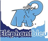 logo_elephantBleu